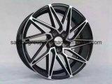 Bordas da roda da liga do carro do mercado de acessórios de F10383 18inch