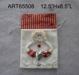 """12.5 de Engel Giftbag van de Decoratie van """" Hx8.5 """" Lchristmas"""