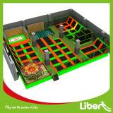 Construir Piscina trampolim área com Rainbow Subir Net