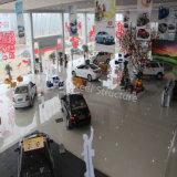 La meilleure conception Structure métallique Shop pour la vente de voiture