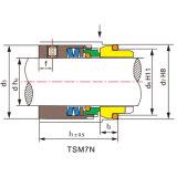 M7n Wellen-Sprung-Dichtung für industrielle Pumpe