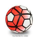 Taille neuve 5 de bille du football/football d'unité centrale