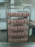 La cuisson de la saucisse Bacon Jambon à l'aide Smokhouse