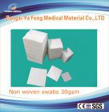 Spugne non tessute mediche assorbenti non sterili