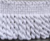 Le mandala de grace conçoit l'essuie-main de plage rond de Microfiber avec les glands (4 genres de modèles)