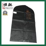 Sacchetto di indumento su ordinazione pieghevole della stampa PEVA con la finestra libera