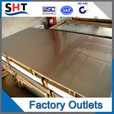 Fabricación inoxidable de la hoja de acero 316 de Tisco 304 con el mejor precio