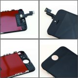 Affissione a cristalli liquidi del telefono mobile del convertitore analogico/digitale dello schermo di tocco della visualizzazione dell'affissione a cristalli liquidi del AAA del grado per il iPhone 5