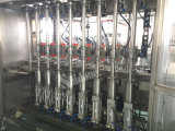 Máquina de rellenar automática y empaquetadora para la serie de Avf de la loción