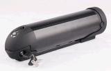 リチウム電池のセルが付いている平らなタイプEバイク電池のパック48V15ahのための美しい形デザイン