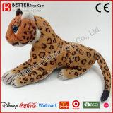 Angefülltes Tier-Plüsch-Leopard-weiche Spielwaren für Kinder/Kinder
