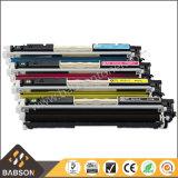 Cartucho de toner compatible del color de la venta directa de la fábrica para la alta calidad del HP Ce310 Ce311A Ce312A Ce313A (126A)