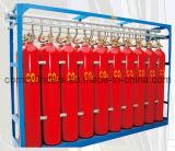 El dióxido de carbono (CO2), la válvula Cga320 para los cilindros de gas