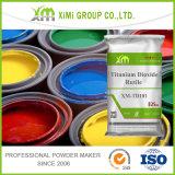 Peint et vernit préparant utilisation le rutile pour évaluer le dioxyde de titane