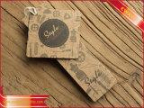 لطيفة ورقيّة تعليق بطاقة هبة بطاقة سعر ورقة بطاقة