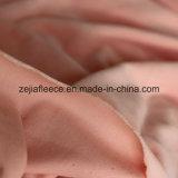 ピンクカラーの極度の柔らかく短いプラシ天