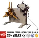Prees 기계 (RGL-300)를 위한 강철 스테인리스 코일어 Decoiler /Uncoiler/ Recoiler