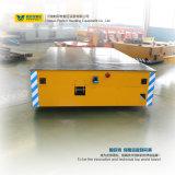 Elettricità determinata trattando il carrello caricato metallo del carrello ferroviario