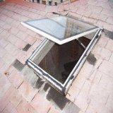 Finestra di vetro del tetto di alluminio del lucernario con l'apertura del motore