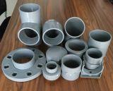 Coude de raccordement de tuyau de PVC Coude 22.5 avec joint en caoutchouc