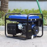 Portable elettrico del generatore della Cina Taizhou 5kVA del bisonte per il generatore elettrico 5kw del generatore della benzina della Honda 6500