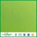 بناء متوفّر على شبكة الإنترنات [أليببا] الصين قماش تصميم بنغلادش 100% بوليستر قرص عسل جرسيّ بناء