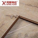 pavimentazione laminata impressa quercia chiara tedesca di American National Standard 12mm Techology di 8mm