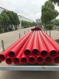 Plastikrohr des Fabrik-Verkaufs-CPVC für Kabel-und Draht-Schutz