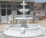 Abbellimento della fontana della sfera di Marble&Granite