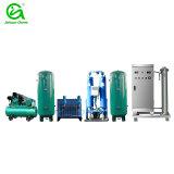 150gプールの水処理のための中間のサイズオゾンシステム