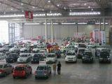 سيّارة عمليّة بيع صالة عرض [ستيل ستروكتثر] يجعل في الصين