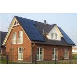 Generación solar del panel solar del precio bajo mono para el sistema casero