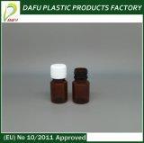 Бутылка любимчика 25ml бутылки упаковывая пластичная фармацевтическая