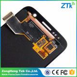 SamsungギャラクシーS7/S7 Edge/S6/S6端のタッチ画面のためのオリジナルの電話LCD表示