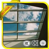 6+12A+6 закалило низкое стекло изолированное e для стекла окна фасада и ненесущей стены