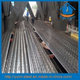 Barra de aço composto Viga de serrilha Piso da Plataforma de Apoio (distendido)