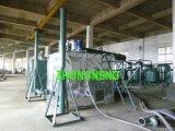 De vacuüm Apparatuur van de Distillatie van de Olie van de Motor van het Afval met van Ce ISO- Certificaat