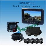 Nova chegada à prova de qualidade superior dos sensores de estacionamento de caminhões com monitor TFT de 7,0 polegadas e câmera