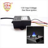 ignición el de alta frecuencia de la pieza de la estufa del mechero de gas 1.5V