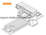 2개의 선형 홈 및 1개 단단한 홈 CNC 미사일구조물 공구 (SP3022)