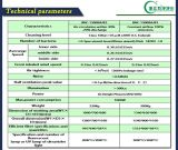 Cabinet de sécurité biologique de classe II en laboratoire (BHC-1300IIA / B2)