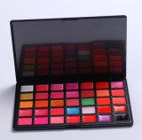 構成35カラーLipglossのアイシャドウのパレットの装飾的なLipglossのパレット
