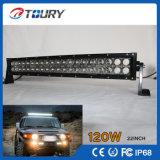 도매 자동차 LED 표시등 막대 120W 크리 말 Offroad 4WD 4X4