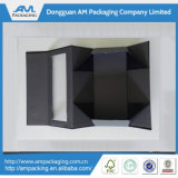 Scatola nera di carta impaccante del contenitore di pattino della scatola di Dongguan per il regalo del Mens