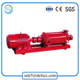 モーターを搭載する高圧多段式遠心下水ポンプ
