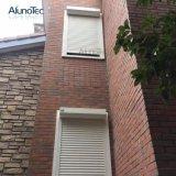 Otturatore residenziale del rullo della finestra di alluminio della gomma piuma dell'unità di elaborazione per la finestra o il portello