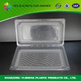 Подгонянный ясный контейнер упаковки еды Clamshell