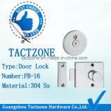 Eindeutiger Entwurfs-Toiletten-Badezimmer-Zelle-Partition-Zubehör-Tür-Verschluss
