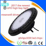 100W 150W 200W UFO LED Daliの調光器のコントローラが付いている高い湾ライト