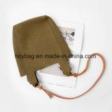 Das senhoras ovais do lazer das bolsas do ombro do desenhador saco 2016 de mão de compra Hcy-A912